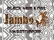 BlackHair and Nail JAMBO!!