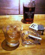 酒とタバコと・・・