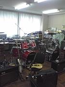 三鷹市東児童館バンド教室