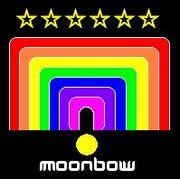『moonbow』×『月虹』