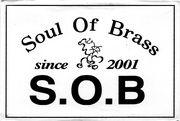"""なかま市民吹奏楽団""""S.O.B"""""""