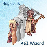 Ragnarok AGI Wizard