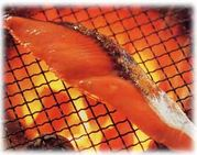 本ちゃんの紅鮭