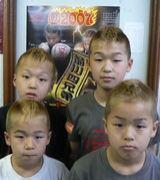 『前川4兄弟』・・・
