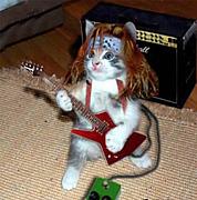 ギターorベースの運指練習