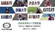 東京新大学野球連盟
