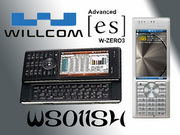 W-ZERO3 WS011SH/Advanced[es]