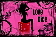 LOVE DICE@COLORS STUDIO