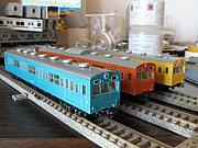 模型 de 国電→JR通勤電車