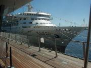 船で外国へ行ったことがある人