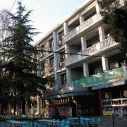 北京外国語大学6号楼