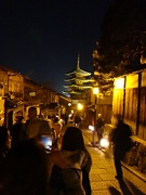 夜の京都散策(時々謎解き)