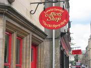 Alice's Shop in Oxford