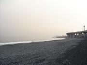 国府津海岸