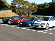 スポーツカーでドライブin西日本