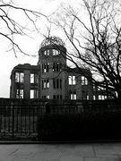 広島、原爆ドーム 平和を考える