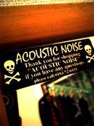 ACOUSTIC NOISE