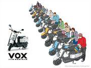 VOX RIDER