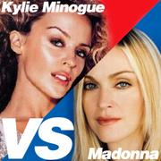 Kylie Minogue vs Madonna