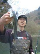 細美くんと釣りに行きたい。