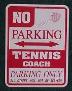 テニスコーチの集い。