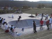 GoToTheアルパススケートパーク