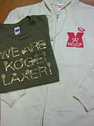 WE ARE KOGEI LAXER !!