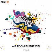 AIR ZOOM FLIGHT FIVE iD