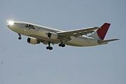 JAL's A300-600R