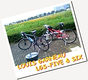LOUIS GARNEAU LGS-FIVE & SIX