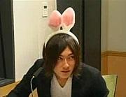 ウサギな増田俊樹
