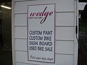 Wedge Paint Factory
