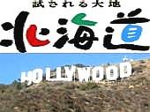 ロサンゼルス ⇔ 北海道