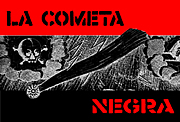 ANTIFA★黒い彗星LACOMETANEGRA