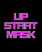 UP START MASK