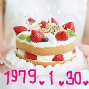 1979年1月30日生まれ