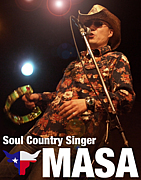 Soul Country Singer MASA