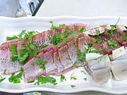 魚を捌いて料理して食べる会