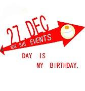 【H2年】1990年12月27日生まれ