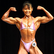 西本朱希〜ATHENA of MUSCLE〜