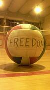 FREEDOMバレーボール