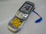 携帯のモックの改造!