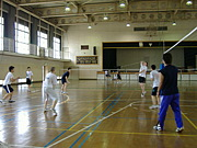 新栄高校バレー部 1996〜2000