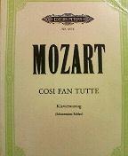 ☆モーツァルトのオペラ☆