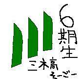 三木高(総合)6期生