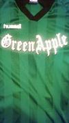 い〜んだよGreen Appleだよ