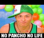 PANCHOに釘付け!!