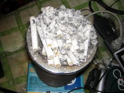 吸って悪いか!怒、愛煙家の集り