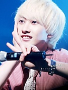 Eun【ウニョクの金髪!】Hyuk