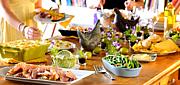 potluck partyのメニュー&レシピ